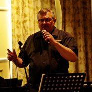 Dave singing